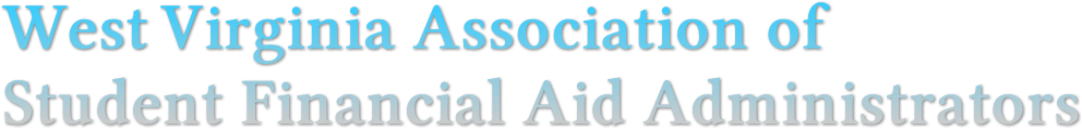 West Virginia Association of Student Financial Aid Administrators